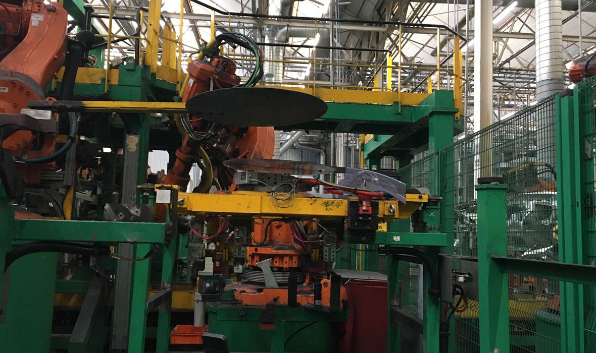 Maintenance industrielle - Métallerie Eure