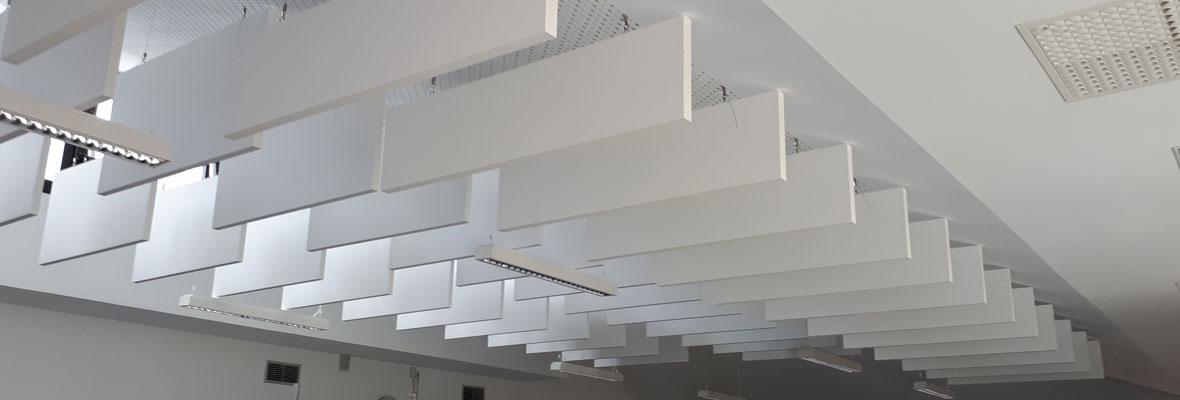 Panneaux acoustiques - Métallerie Eure